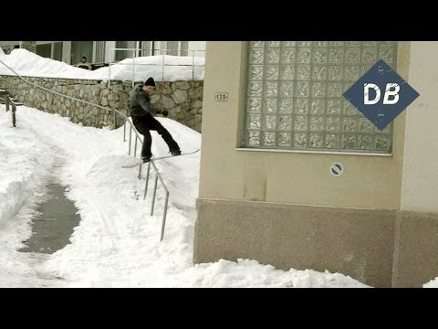 Travis Rice's New Movie and IPod Shreds the Fence | The Daily Blizzard, Ep. 49