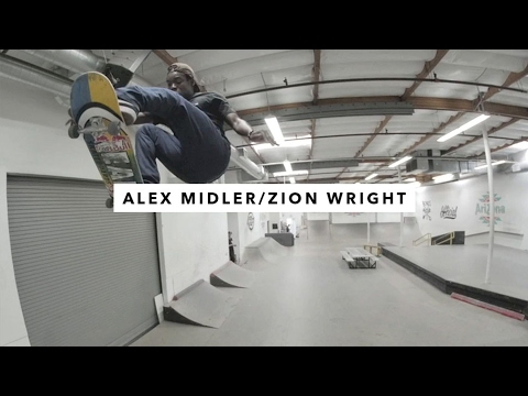 TWS Park: Alex Midler and Zion Wright
