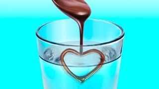 20 CHOCOLATE DECOR IDEAS