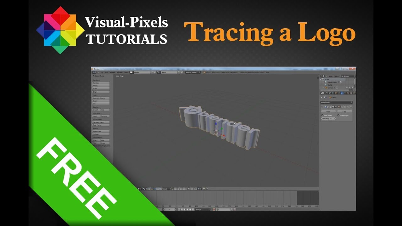 Blender Technics Tutorial