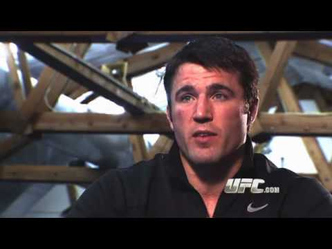 UFC 117: Sonnen Pre-fight Interview