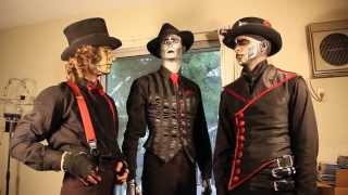 Steam Powered Giraffe And The Quest For The Eternal Harp Of Golden Dreams Trailer 2012