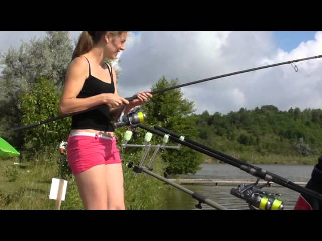 ютуб бабы на рыбалке видео