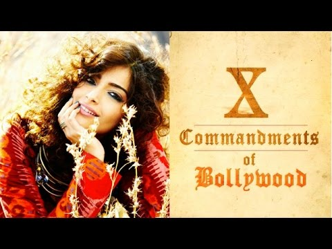 Sonam Kapoor  in 10 Commandments of Bollywood - EXCLUSIVE