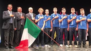 Mondiali Giovani U16 U21 Vila Real De Santo Antonio/Manta Rota - Portogallo 2018