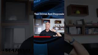 Test Drives And Proposals IGTV T
