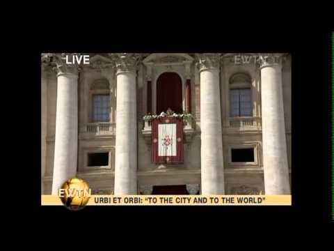 Solemn Mass Of Easter Sunday From Rome & Urbi Et Orbi - 2012