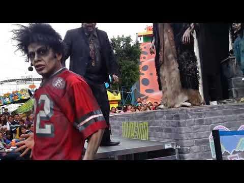 Zombilocos Invasión Zombie en la Feria de Chapultepec Parque Mágico