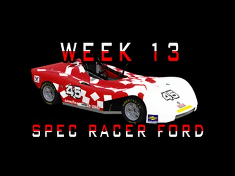 Week 13 SRF Big Grid - 2014 Season 3 - Mid-Ohio