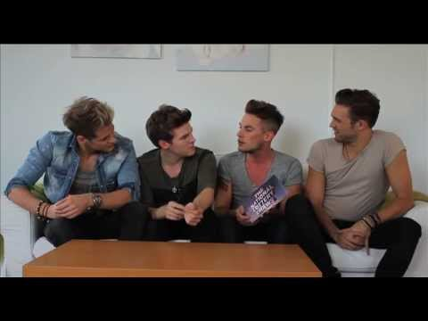 "Lawson play ""Isn t That Against The Law(son)"" at National Lottery HQ"
