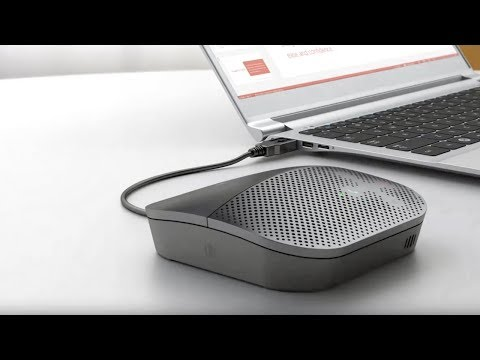 Introducing the Logitech Mobile Speakerphone P710e
