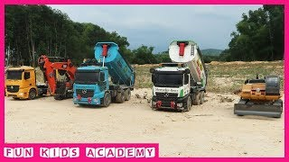 Best of Bruder Toys | Construction Vehicles For Kids | Toy Cars For Children