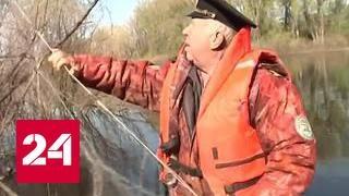 В Башкирии рыбоохрана начала охоту на браконьеров