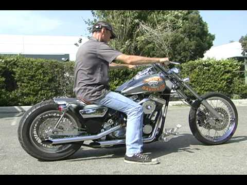 Harley Davidson and the Marlboro Man Chopper