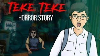 Teke Teke - Japanese Legend | Hindi Horror Stories | Khooni Monday E58 🔥🔥🔥