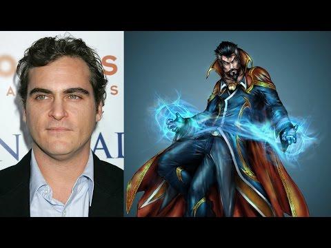 AMC Movie Talk - Joaquin Phoenix A Bad Choice As Doctor Strange?