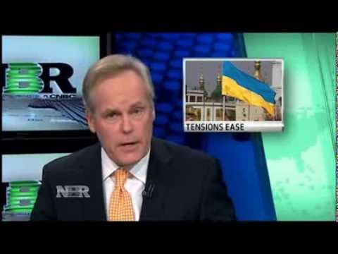 Ukraine tensions ease