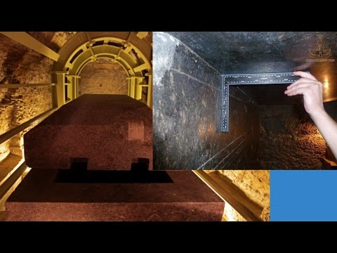 Giant 100 Ton Egyptian Black Stone Boxes: Debunking Textbooks 5 Minutes - Lost Ancient Technology