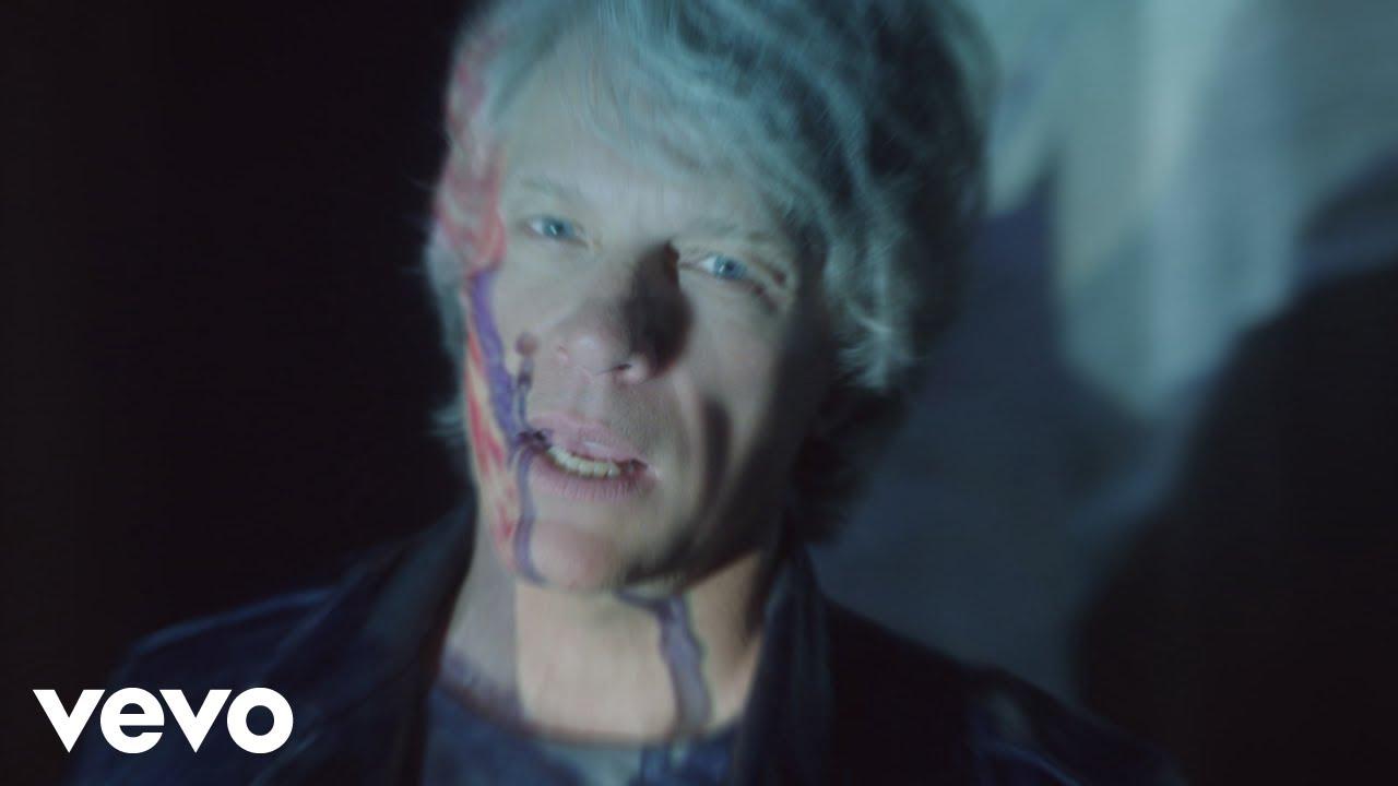 "Bon Jovi - 新曲""Unbroken""のMVを公開 thm Music info Clip"