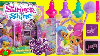 Shimmer and Shine Sequins Diary Set and Surprises