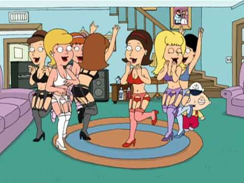 Stewie griffin sexy party