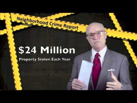Neighborhood Crime Report with Ray Larson