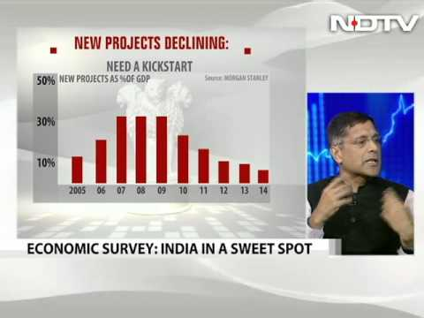 'Confident of better growth next Year': Chief Economic Adviser Arvind Subramanian to NDTV