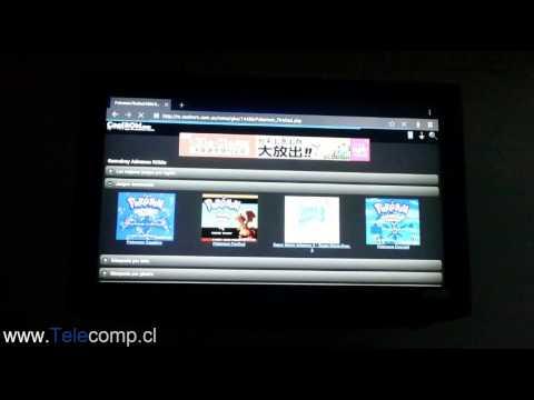 Configuración de Teclado para Emulador de GBA   PETRA