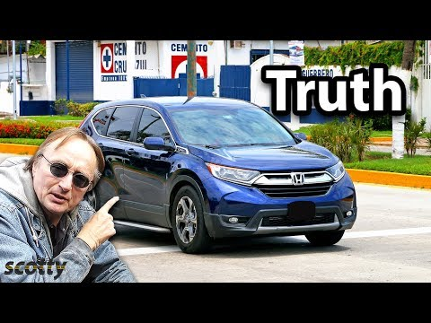 The Truth About the New Honda CR-V. Hidden Problems