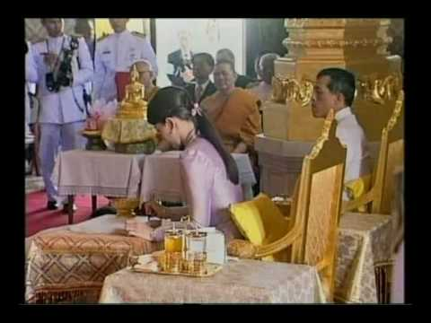 golden buddha, Maha Mondop Grand opening