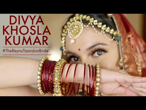 Bridal Photo-shoot : Divya Khosla Kumar  | Reynu Taandon - Part - 3