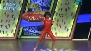 Saumya Final Audition [ DID Lil Masters - Season 2 May 12 - 2012 ]