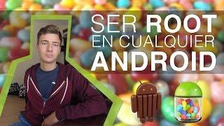 Saber como ROOTEAR Cualquier Android 2015 | Todas las Versiones