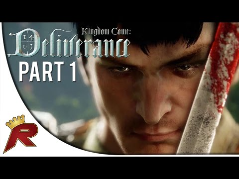 "Kingdom Come: Deliverance - Part 1: ""Bow Mission"" (Alpha Gameplay)"