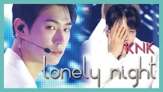 Comeback Stage Knk Lonely Night 크나큰 Lonely Night Show Music Core 20190112