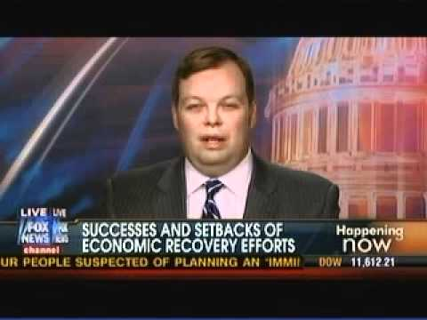 Fox News Interviews Ron Bonjean on 2011 Economic Agenda (12-29-10)