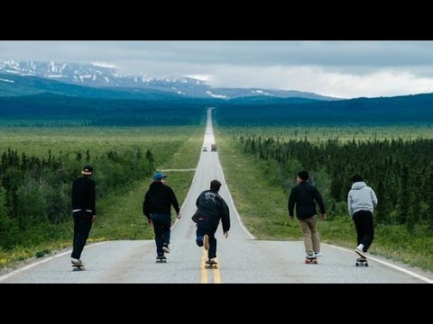 Alaska Down & Bound: Camp Vibes and Street Sessions - Part 2