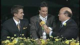 HRTV Preakness Coverage with Big Brown owner Paul Pompa, Jr