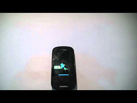 How To Restore A Samsung Galaxy S Continuum Smartphone To Factory Settings