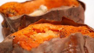 Oven-Baked Sweet Potatoes - Martha Stewart