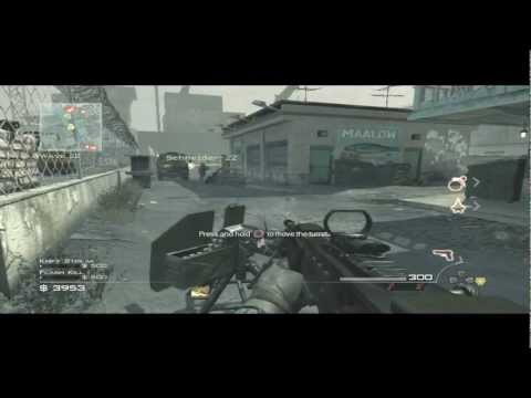 MW3 - Survival Mode - Bakaara - 30+ Strategy