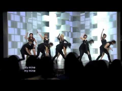 4minute - I My Me Mine (포미닛 - I My Me Mine)  Sbs Inkigayo 인기가요 100711 video