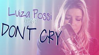 Download Lagu Luiza Possi - Don't Cry (Guns N' Roses) | Lab LP Gratis STAFABAND