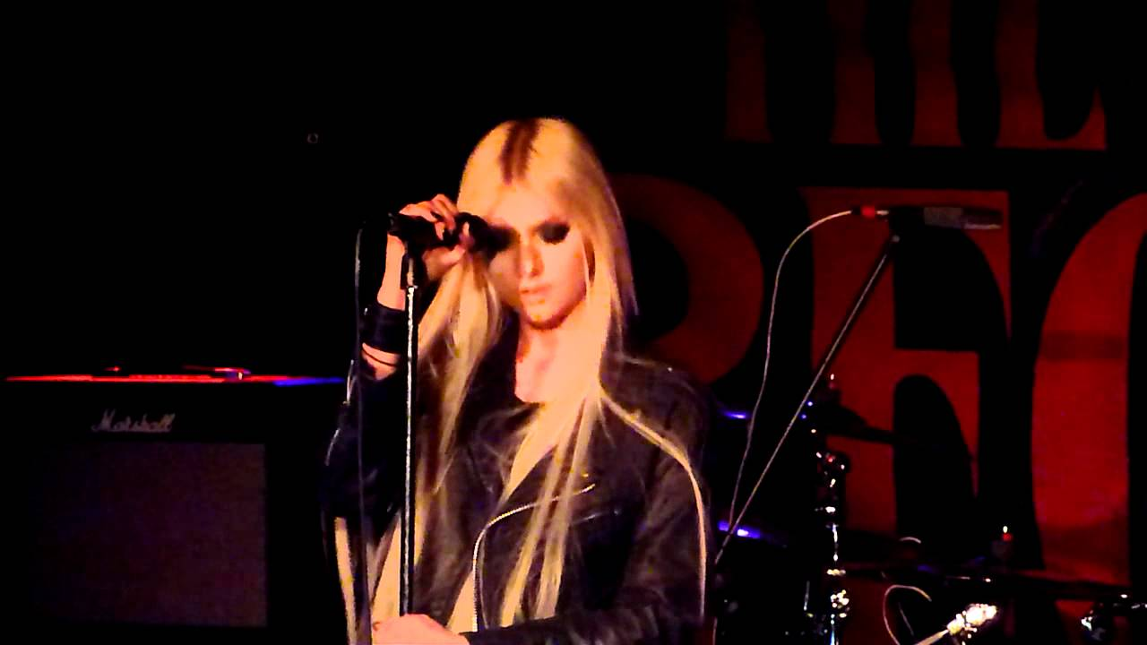 The Pretty Reckless - Hit Me Like A Man EP