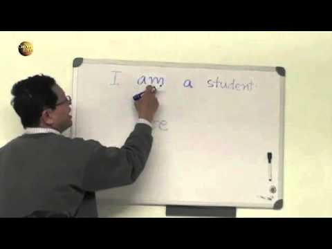 English Lesson 2 For Ex-refugees From Burma video