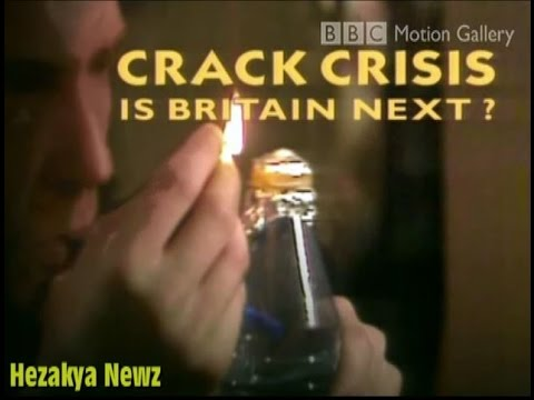 "CBS NEWS SPECIAL: ""CRACK WARS OF THE 1980'S""(A Look At The Failed ""War On Drugs"")"