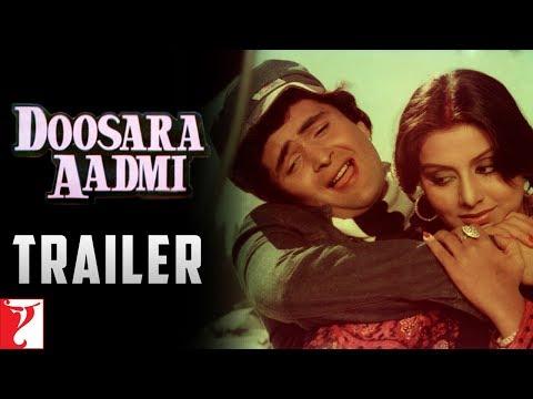Doosra Aadmi - Trailer | Rishi Kapoor | Neetu Singh | Rakhee