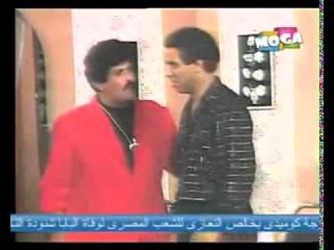 reda hamed-samir ghanem-elmest5aby-سمير غانم المستخبى