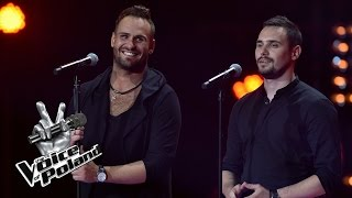 "The Voice of Poland VII – Sebastian Wojtczak i Daniel Rychter – ""These Are The Days of Our Lives"""
