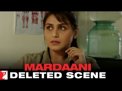 Shivani & Bikram Discuss Pyaari's Disappearance - Deleted Scene 4 - Mardaani